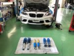 BMWF87M2クーペ BILSTEIN B16 車高調取付❗️武蔵村山市K様 BMWF87M2クーペ