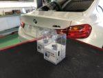 BMWF82M46MT BREX LEDバックランプ取付❗️デモカー BMW F82M4 6MT