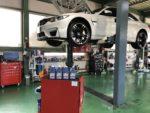 BMW F82M4 6MT エンジンオイル交換❗️デモカー BMW F82M4 6MT