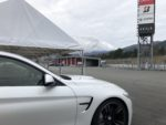 FSW少し壁を越えたかなぁベスト更新❗️デモカー BMW F82M4 6MT