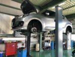 ZD53S SWIFT 法定12カ月点検整備 エンジンオイル交換 スタッドレスタイヤ履き替え❗️飯能市N様ZD53S SWIFT RS