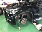 BMWF48X1Xdrive18dXLine ブレーキフルード交換❗️青梅市Y様 BMWF48X1Xdrive18dXLine