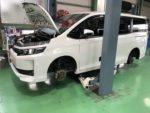 ZRR80WVOXY車検整備❗️羽村市K様ZRR80WVOXY