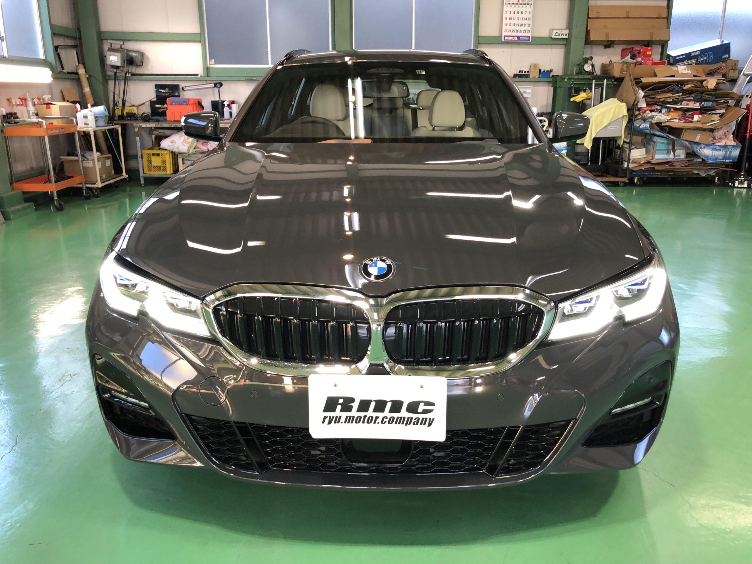 BMWG21320dXdriveツーリングMsport試乗❗️