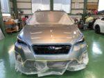 GT7 XV Hi-MOHS COAT THE NEOハイエンド超膜厚超撥水コーティング施工❗️あきる野市T様弊社販売車GT7XV