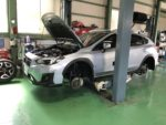 GT7XV法定12カ月点検整備❗️あきる野市T様弊社販売車GT7XV