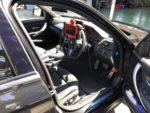 BMWF31ツーリングMsport デイライト他コーディング施工❗️青梅市K様 BMWF31320iツーリングMsport