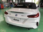 BMWG29Z4Sdrive20iMsportシルフィード断熱フィルム施工❗️羽村市T様BMWG29Z4