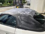 NEWデモカー❗️ BMWG29Z4M40i 幌のコーティング施工❗️G29Z4M40i