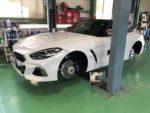 NEWデモカー❗️ BMWG29Z4M40i G'ZOXホイールコーティング施工❗️