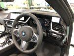 NEWデモカー❗️ BMWG29Z4M40i YUPITERU指定店モデルドラレコ2台&レーザー対応レーダー探知機取付
