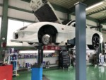 FD3SRX-7車検整備 エンジンオイル交換OMEGA690spec0ミッションオイル交換❗️檜原村T様FD3SRX-7