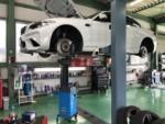 BMWF87M2クーペ車検整備作業❗️青梅市M様BMWF87M2クーペ