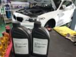 BMWF87M2クーペ車検整備作業❗️青梅市M様 BMWF87M2クーペ