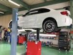 BMWF87M2COMPETITION デフオイル交換 OMEGA 690 100%化学合成油75W140❗️中野区S様 BMWF87M2COMPETITION