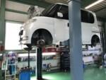 L375Sタントカスタム車検整備作業❗️羽村市N様L375Sタントカスタム車検