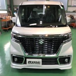 弊社販売車🚗新車のMK53Sスペーシアカスタム本日納車❗️長野県H様MK53Sスペーシアカスタム