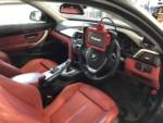 弊社販売車BMW F32 428iクーペ コーディング デイライト TVアクティブ ドアミラー他コーディングSnap-on MTG5000にてコーディング❗️青梅市Y様BMW F32 428iクーペ