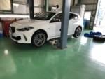 BMWF40M135iXdriveスタッドレスタイヤ→夏タイヤ履き替え作業❕羽村市T様BMWF40M135iXdrive