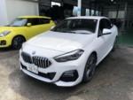 BMWF44218dMsport2シリーズグランクーペ 日本の道路事情にはベストサイズではないでしょうか❗️