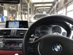 BMWF32428iクーペ車検❗️八王子陸運局検査ライン通検 青梅市Y様BMWf32428iクーペ