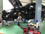 弊社販売車🚗VAB WRX STI車検整備作業❗️ローター研磨加工済みローターを車両に組込 羽村市M様VAB WRX STI