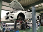 BMWF87M2法定12ヵ月点検整備作業❗️青梅市M様BMWF87M2